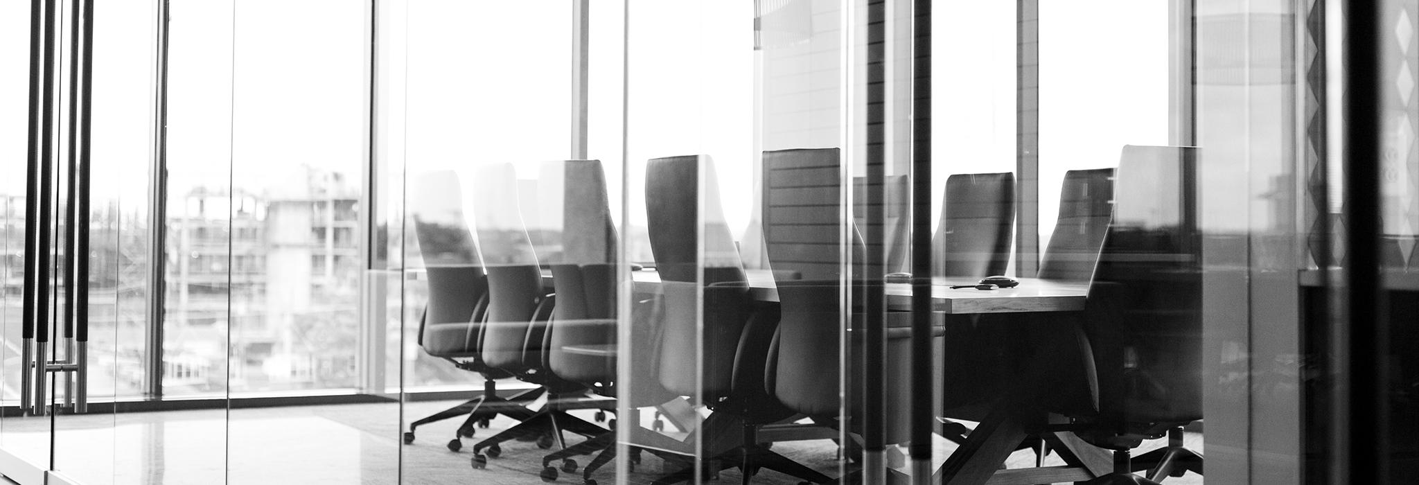 Boardroom - Drew Beamer via Unsplash